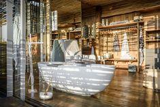Safari Bathroom, South African Design, Lodge Look, Visit South Africa, Interior Styling, Interior Design, Kruger National Park, Higher Design, Luxury Bath