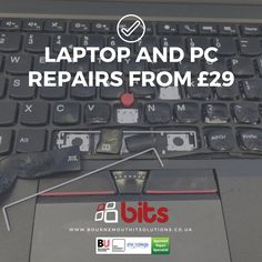 Recommended by Bournemouth University - FIXED Price Repairs on all Laptops, Computers & PCs Pc Repair, Laptop Repair, Laptop Computers, Computer Keyboard, Bournemouth University, Computer Keypad, Keyboard