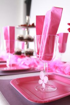 Fancy Nancy Party cup