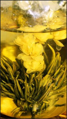 Flowering Tea Flower Tea, My Tea, Herbal Tea, Tea Time, Herbalism, Bag Holders, Heaven, Diffusers, Teas