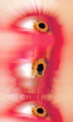 zeroing:    The eyes
