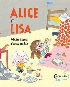 Alice et Lisa de Marie Norin