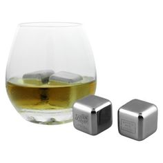 Stainless Steel Ice Cube - New |