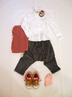 Outfit for kids  PHARD for KIDS  on www.fiammisday.com