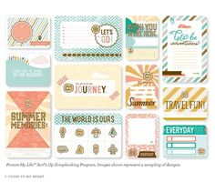 Picture My Life Ideas and Promotion   Scrapbooking Sue