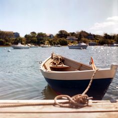 Mill Pond Dory (Chatham, Cape Cod) from the dock at Pease Boatworks…