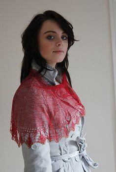 Ravelry: Gilded Shoulderette pattern by Kieran Foley
