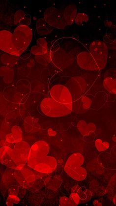 Red Hearts Art Valentine Android wallpaper background for Android. Wallpaper Images Hd, Wallpaper Space, Red Wallpaper, Locked Wallpaper, Cute Wallpaper Backgrounds, Pretty Wallpapers, 1080p Wallpaper, Valentines Wallpaper Iphone, Animation