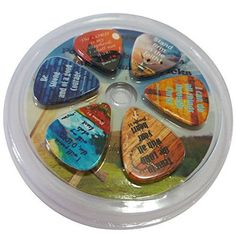 Guitar picks are a must have if you want to produce a warm and round music on your guitar. Guitar picks are very essential for any guitarists both beginners and pros. The good news is, we have persona