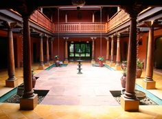 indian houses with courtyard - Google Search