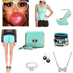 """i love this set"" by megi-star on Polyvore"