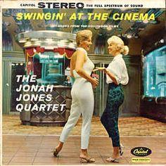 The Jonah Jones Quartet - Swingin' At The Cinema: buy LP, Album at Discogs