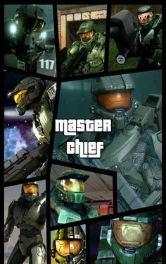 master chief gta