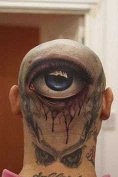 A creepy, but totally realistic piece by John Anderton.
