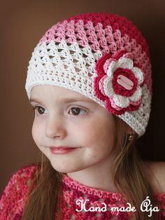 Crochet with love - Hand made Ája: Jarně letní vzorek pro kluky i holky aneb…