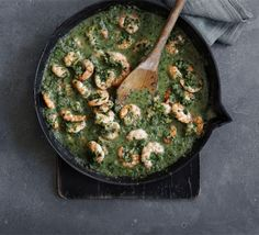 Good-for-you green curry