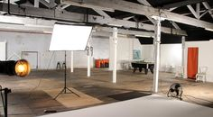 Photography studio in Yorkshire