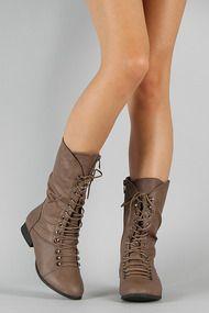 Urbanog Mid Calf Boots