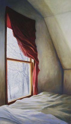 Snow in the Morning by Deborah DeWit
