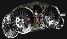 ArtWorks/Dewa gauge porn Custom Car Interior, Truck Interior, Interior Sketch, Hybrid Trucks, Mx5 Nb, Mazda Roadster, Car Gauges, Automotive Upholstery, Nissan Nismo
