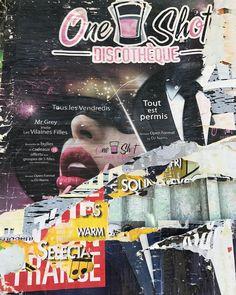 HOT NIGHT - Montpellier - Ready-Made - 2017 - @DOM(K) Montpellier, Dj, Abstract Art, Night, Instagram Posts, Bottle