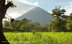 Isla de Ometepe, Nicaragua- an island formed by two volcanoes rising from Lake Nicaragua. The two volcanoes of Concepción and Maderas are joined by a low isthmus to form one island in the shape of an hourglass. Archeologists mapped 73 archaeological sites within this 15 km area, including almost 1700 petroglyph panels on 1400 boulders.