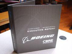Hard GBC binder