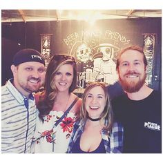 #FBF to the @blackplaguebrewing Grand Opening party with old friends 🖤🍻🖤 #sandiego #sandiegoconnection #sdlocals #sandiegolocals - posted by Megan Doss https://www.instagram.com/xmegan_christinax. See more San Diego Beer at http://sdconnection.com