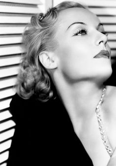 Actress and accomplished comedienne, Carole Lombard, the highest-paid star in Hollywood in the late 1930s