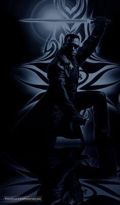 Blade poster, t-shirt, mouse pad Blade Film, Blade Movie, Marvel Films, Marvel Characters, Elektra Film, Marvel Universe, Marvel Avengers, Marvel Comics, Black Panther Storm