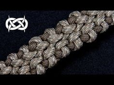 How to make a Symbiont Bar Paracord Bracelet Tutorial (Paracord 101) - YouTube