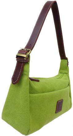 Shoulder Purse, Shoulder Handbags, Summer Handbags, How To Make Handbags, Bright, Purses, Zip, Canvas, Leather