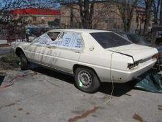 For Sale 1984 Maserati project car