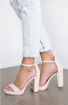 Mr & Mare The Bomb Heels Nude | Beginning Boutique www.bb.com.au/new #beigeheels #nudeheels #BBFEST #beginningboutique
