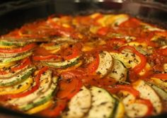 Ratatouille (Ã la Remy) Recipe -  How are you today? How about making Ratatouille (Ã la Remy)?