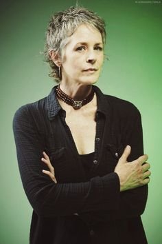 Melissa McBride, Getty Images Portrait Studio powered by Samsung Galaxy, SDCC '14