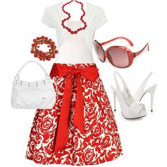 Stepford wife style ;)
