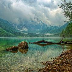 Gmunden, Austria #EarthPix Photography by @rydmir84