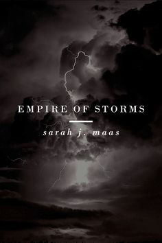 """ryshand: """" alternative book covers """"empire of storms by sarah j maas """" """" SO FRIGGIN EXCITED!!!"""
