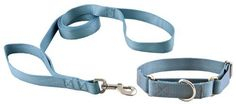 Country Brook Design Martingale Heavy-duty Nylon Dog Collar and Double Handle... * Continue to the product at the image link. (This is an Amazon affiliate link)