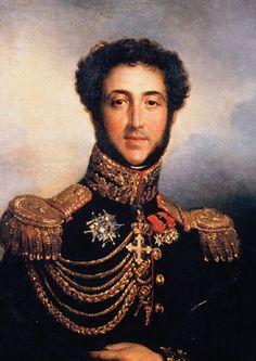 Antoine IX de Gramont, 9e. Duc de Gramont & Pair de France, Prince de Bidache (1789-1855).