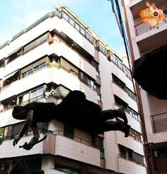 Actor suicida. www.pyrosespectaculos.tk