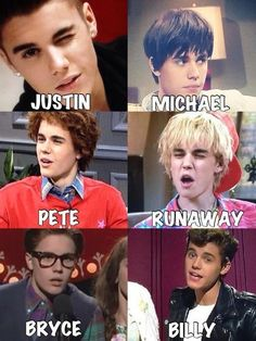 There are seven other people that look like Justin Bieber out there in the world. Well, we found Its so glice to meet you all😉 If you're a belieber you'd get the reference Justin Bieber Quotes, Justin Bieber Facts, Justin Bieber Images, Justin Bieber Posters, Justin Bieber Wallpaper, I Love Justin Bieber, Favorite Person, Other People, Twitter