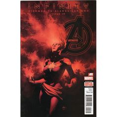 AVENGERS #19 | Marvel Comics | INFINITY | VOLUME 5 | The Recycled Find