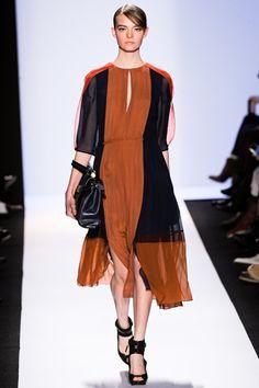 Fall 2012 RTW, Designer: BCBG Max Azria, Model: Nimue Smit