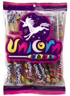 Unicorn lollipops