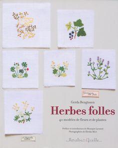 Gallery.ru / Фото #1 - Herbes folles. 40 modeles de fleurs et de plantes (2010) - velvetstreak