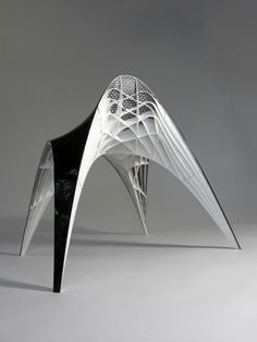 3d Printing by Freedom of Creation - Gaudi Chair