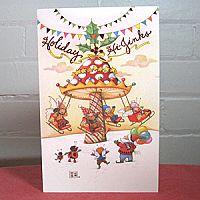 Holiday Hi-Jinks - Christmas Card