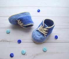 Crochet Baby Shoes    Craftsy